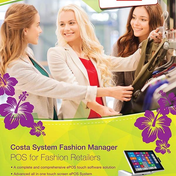 Costa Systems fashion manager